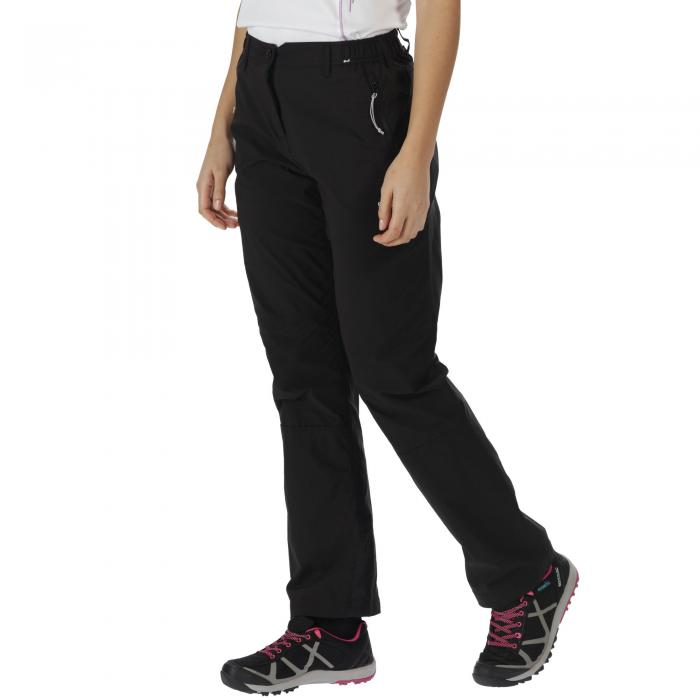 Womens Fellwalk Trousers II Black