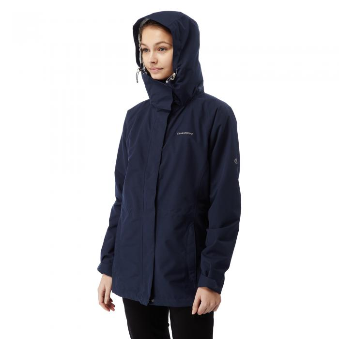 Marissa Gore-tex Interactive Jacket Night Blue