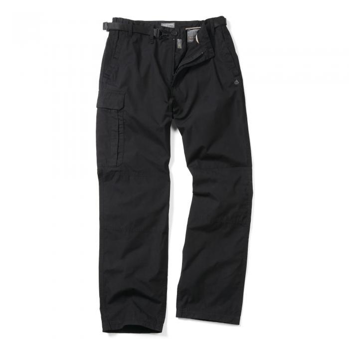 Classic Kiwi Trousers Black