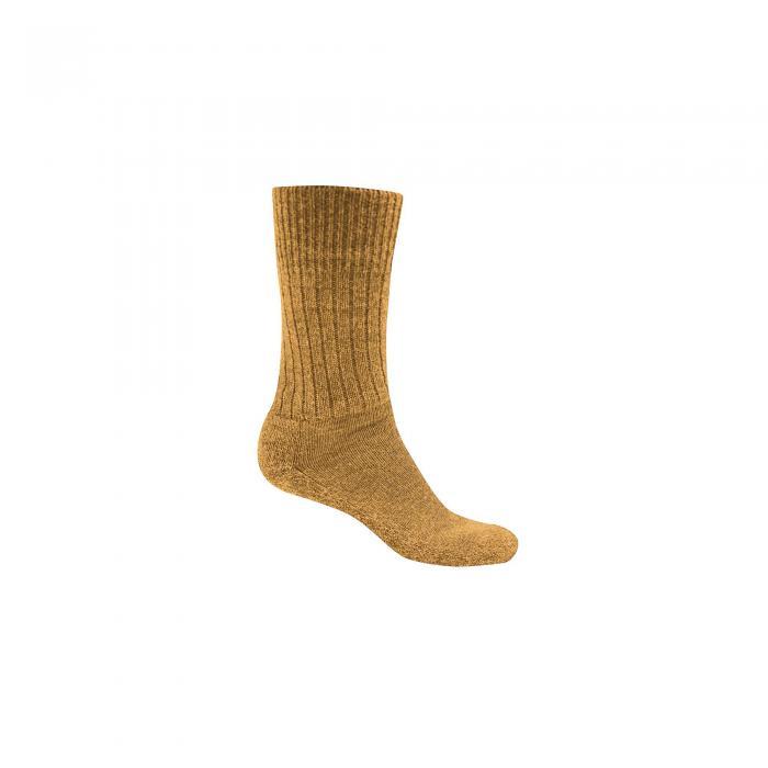Womens Wool Hiker Sock Olive Marl