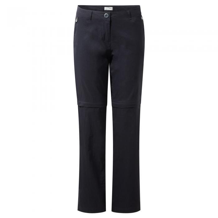Kiwi Pro Convertible Trousers Dark Navy