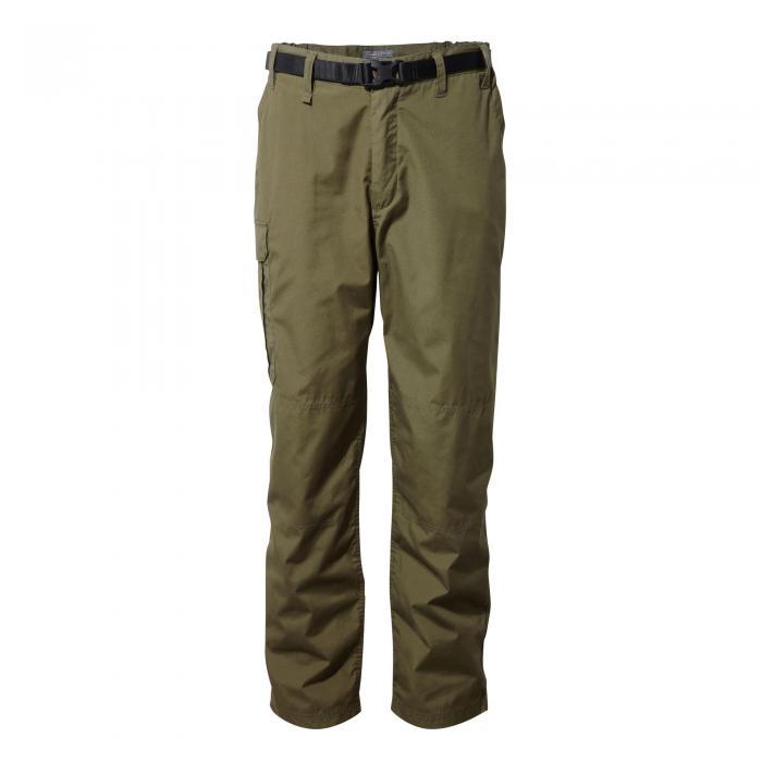Classic Kiwi Trousers Dark Moss