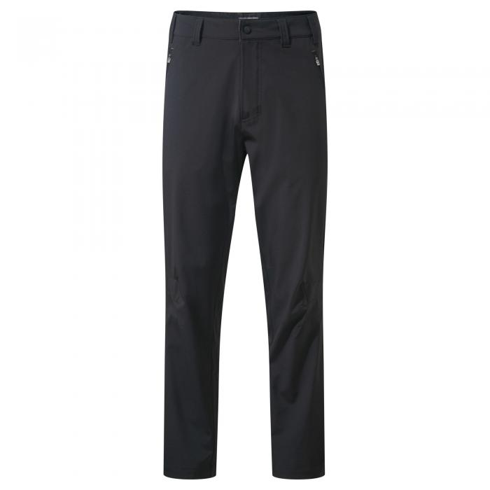 Pro Lite Softshell Trousers Black