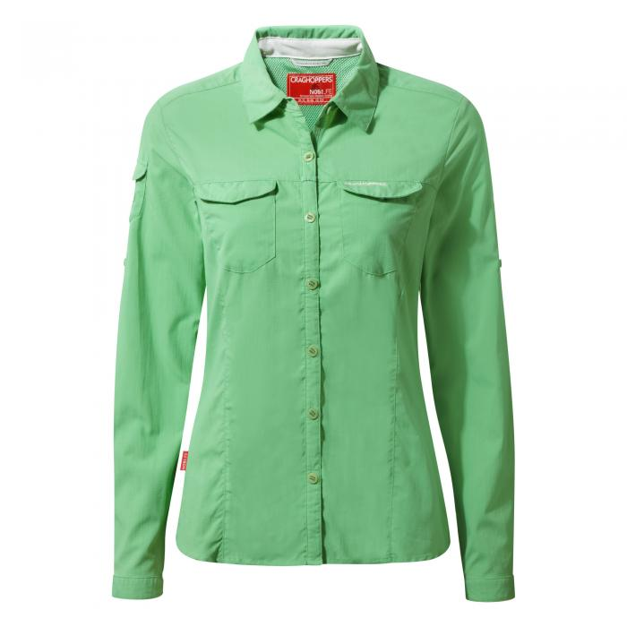 NosiLife Adventure Long Sleeved Shirt Apple Tang