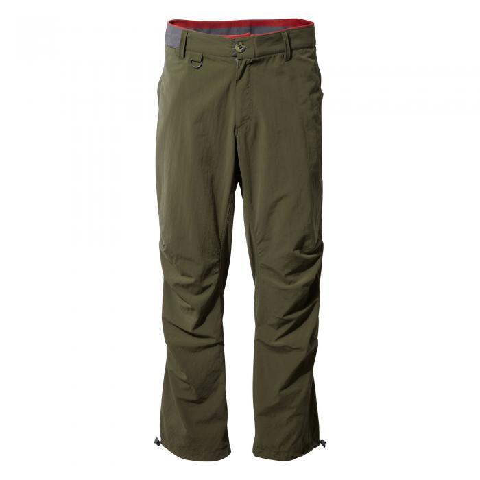 NosiLife Elbrus Trousers Dark Moss