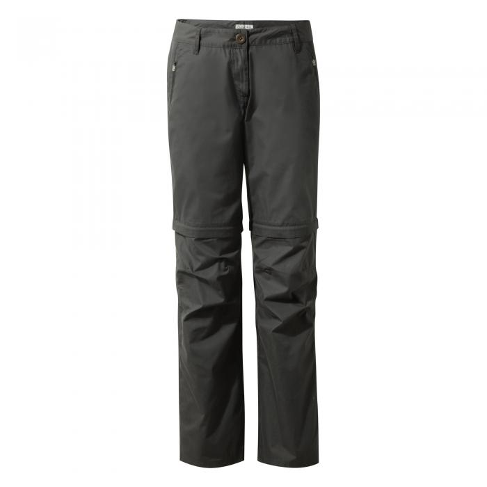 C65 Convertible Trouser Charcoal