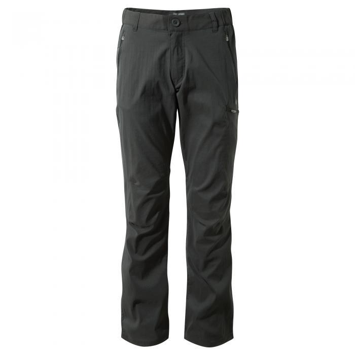 Kiwi Pro Stretch Trousers Dark Lead