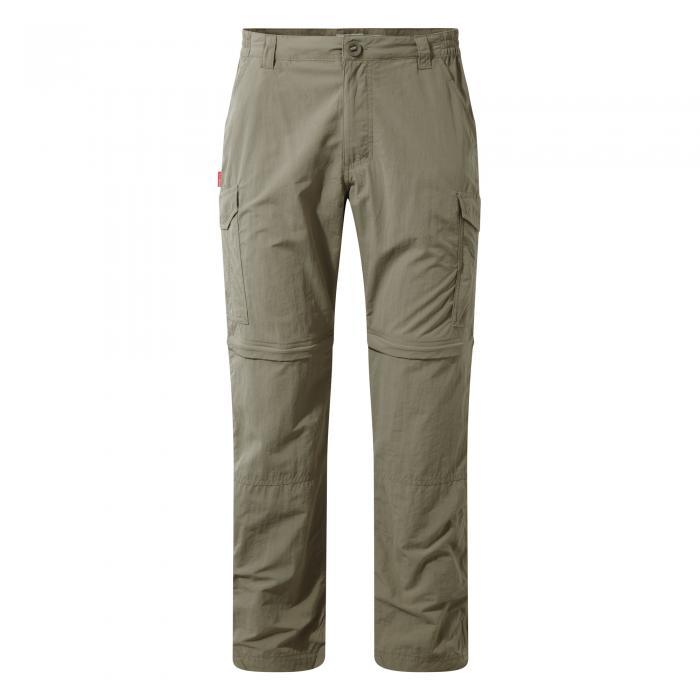 NosiLife Convertible Trousers Pebble
