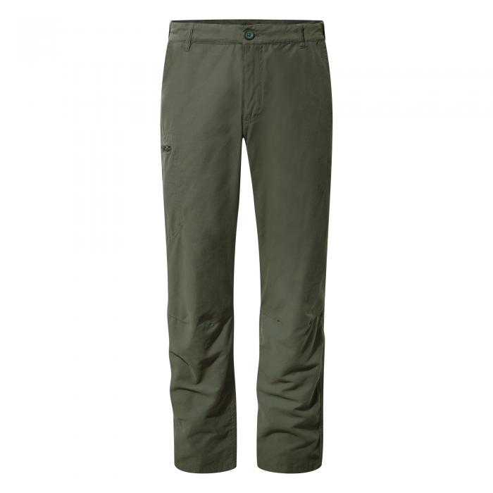 Kiwi Trek Trousers Bark
