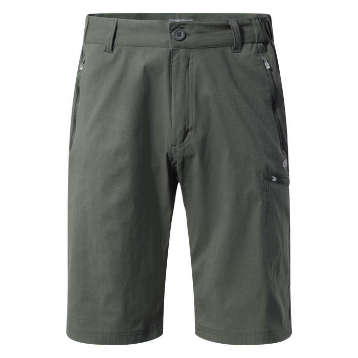 Kiwi Pro Long Short Dark Khaki