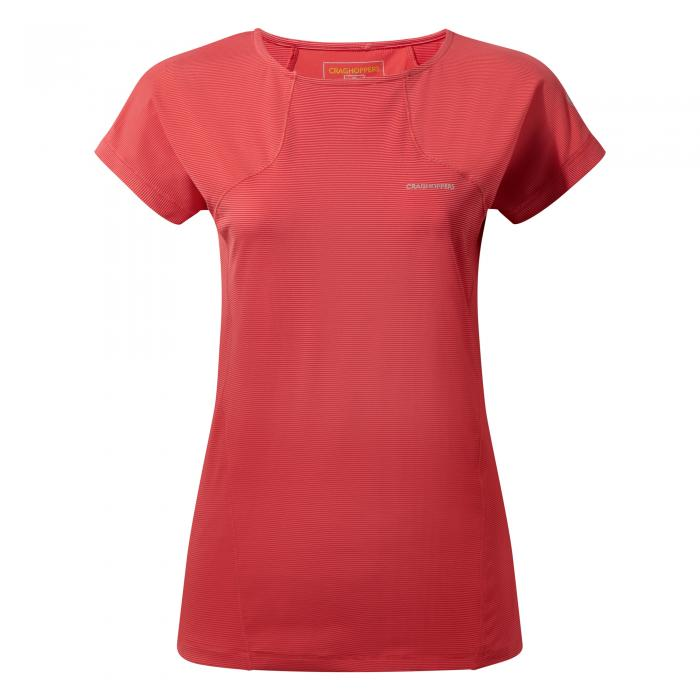 Fusion T-Shirt Fiesta Red