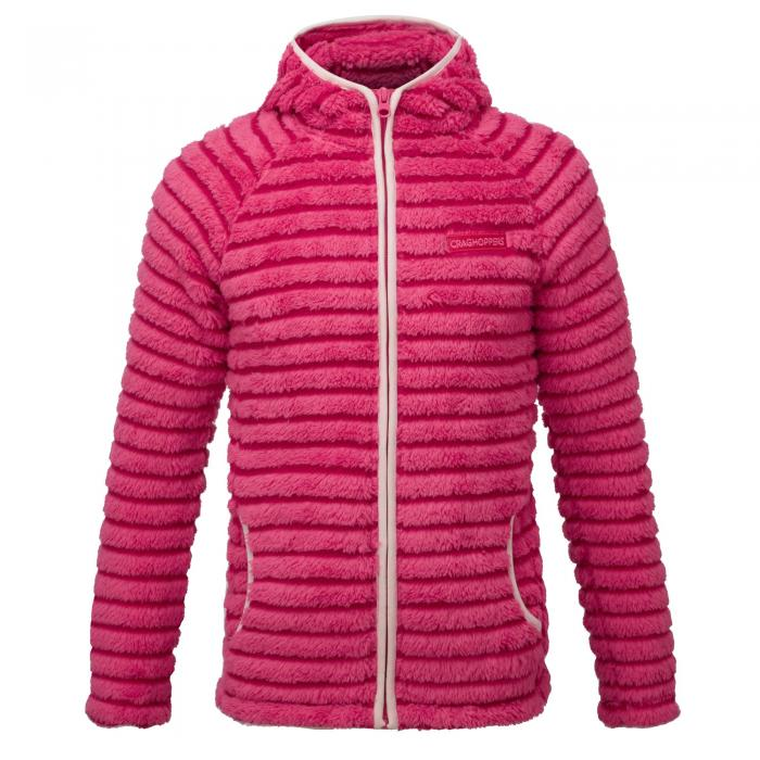 Girls Appleby Jacket Electric Pink