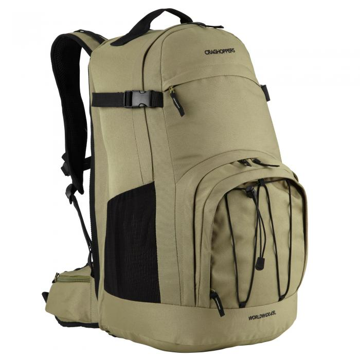 Worldwide 45L Rucksack Pebble