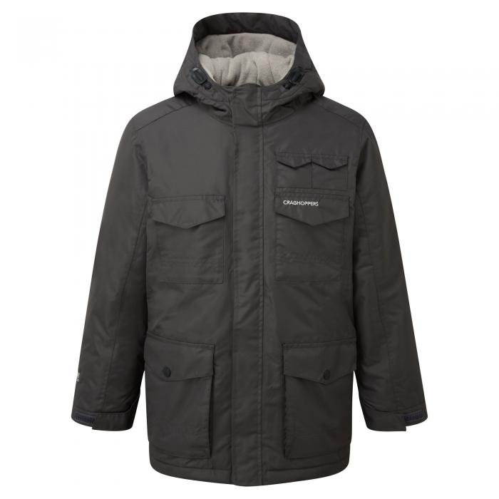 Alix Jacket Black Pepper