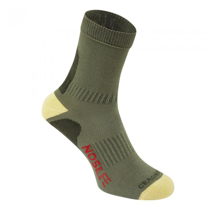 NosiLife Adventure Sock Soft Moss