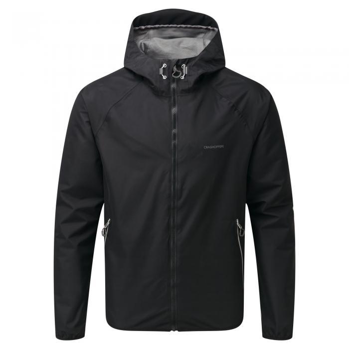 C65 Lite Jacket Black
