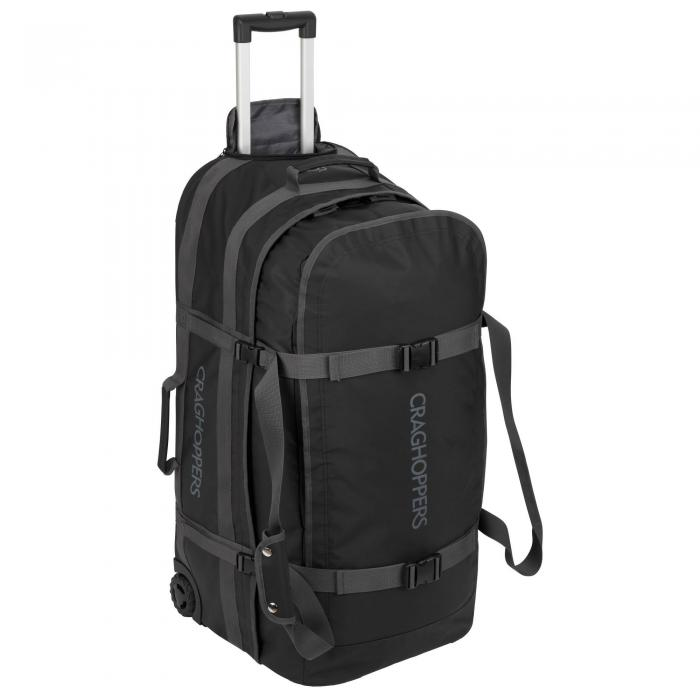 Longhaul 120L Luggage Black/Quarry
