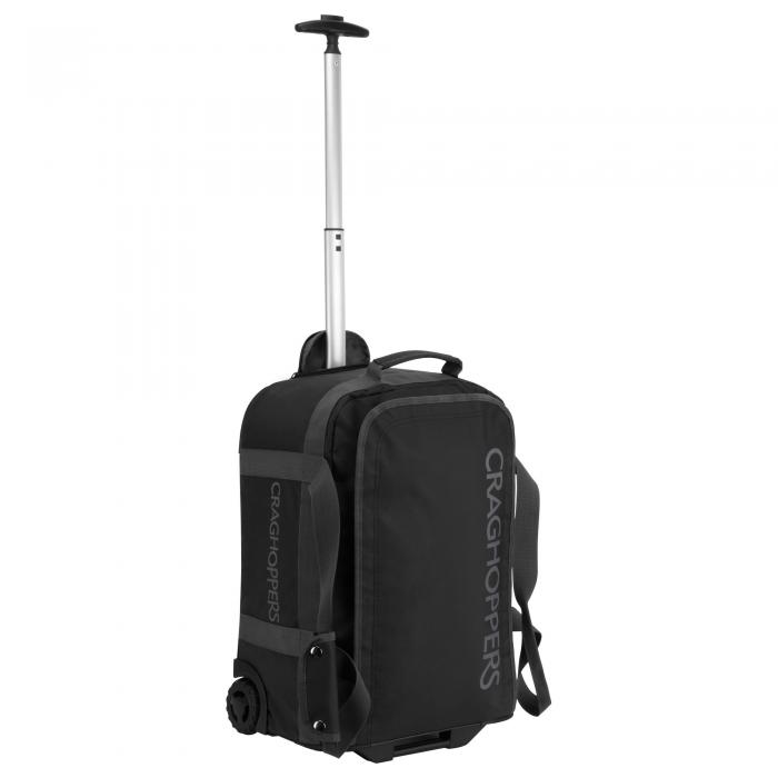 Shorthaul 38L Cabin Luggage Black/Quarry