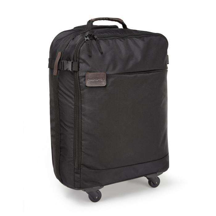 40L Commuter Cabin Luggage Black