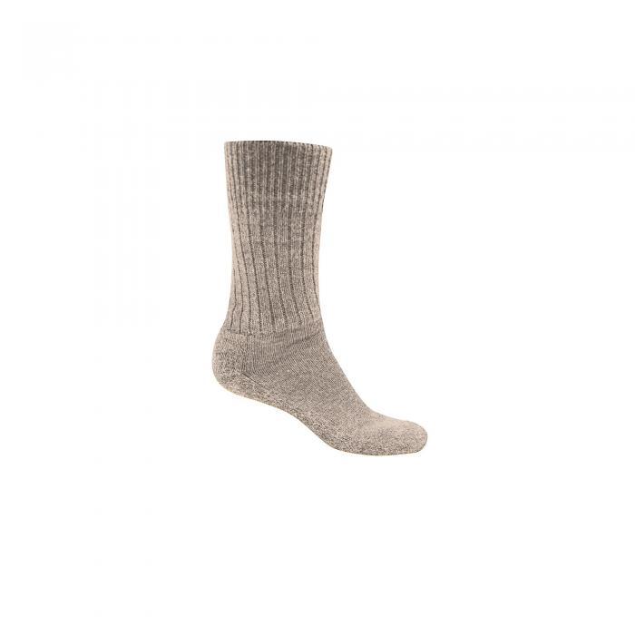 Womens Wool Hiker Sock Calico Marl