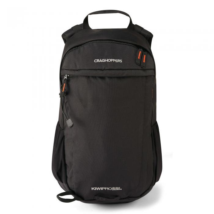 Kiwi Pro Rucksack 22L Black