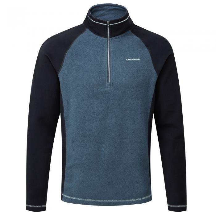 Union Half Zip Storm Dark Navy