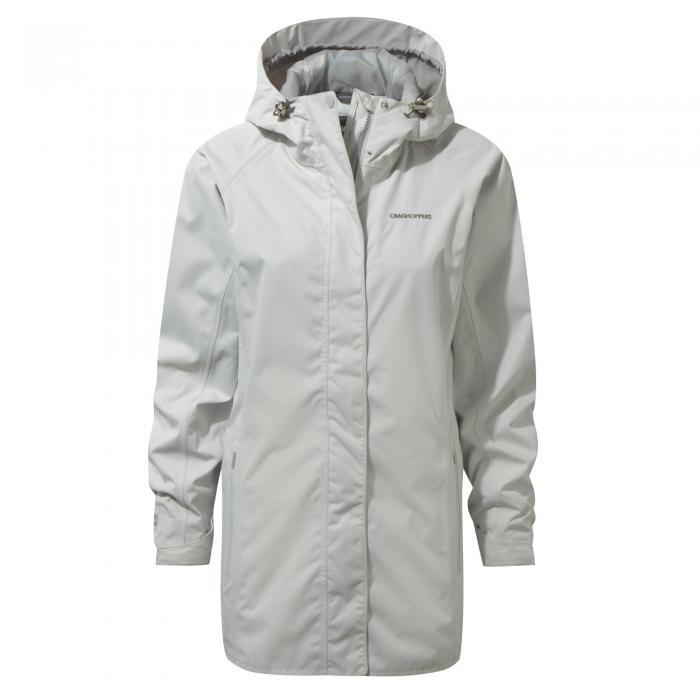 Madigan Classic Jacket Dove Grey