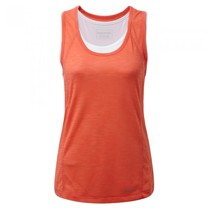 Pro Lite Vest Bright Papaya