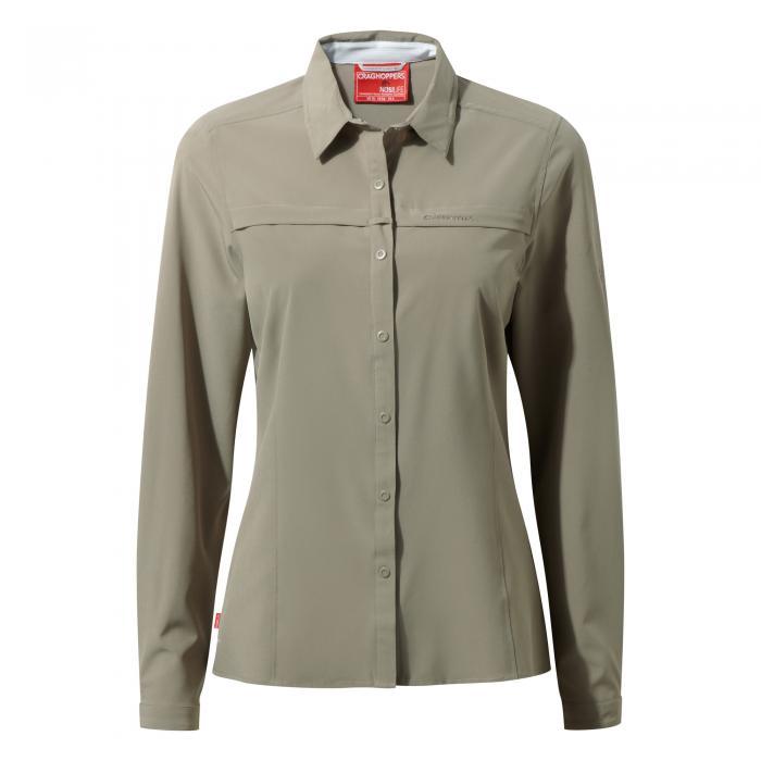 NosiLife Pro Long Sleeved Shirt Mushroom