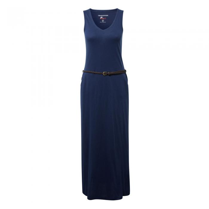NosiLife Amiee Maxi Dress Night Blue
