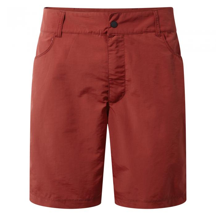 Leon Swim Short Carmine Red