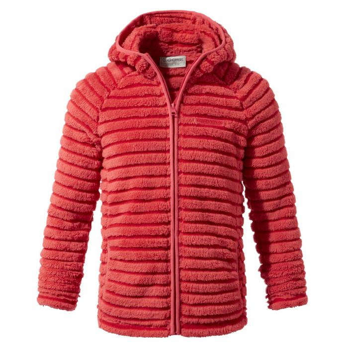 Farley Hooded Jacket Watermelon Combo