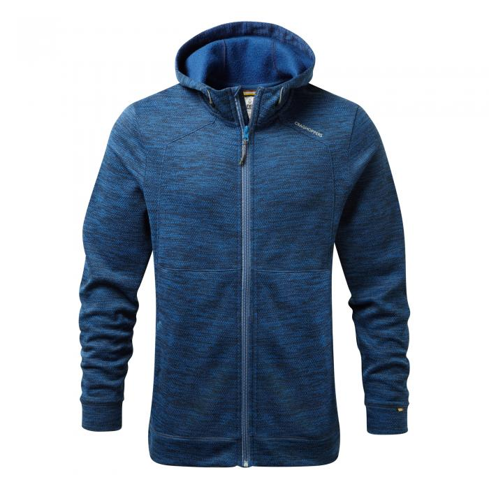 Vector Hooded Jacket Deep Blue