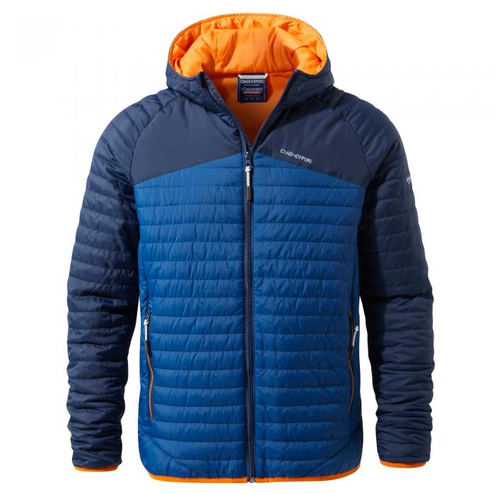 Mens Climaplus Jacket Deep Blue
