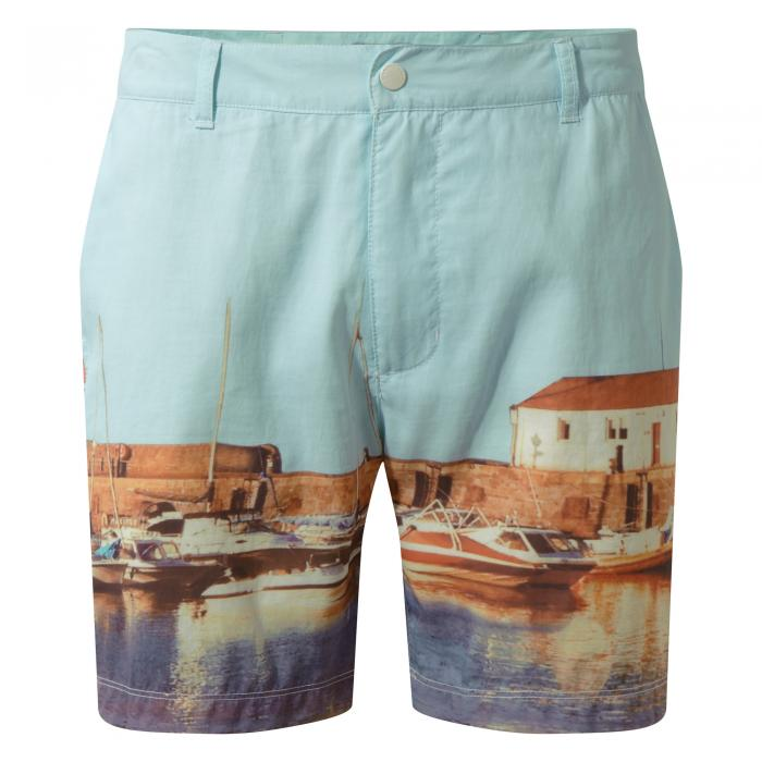 Northbeach Short Photo Blue