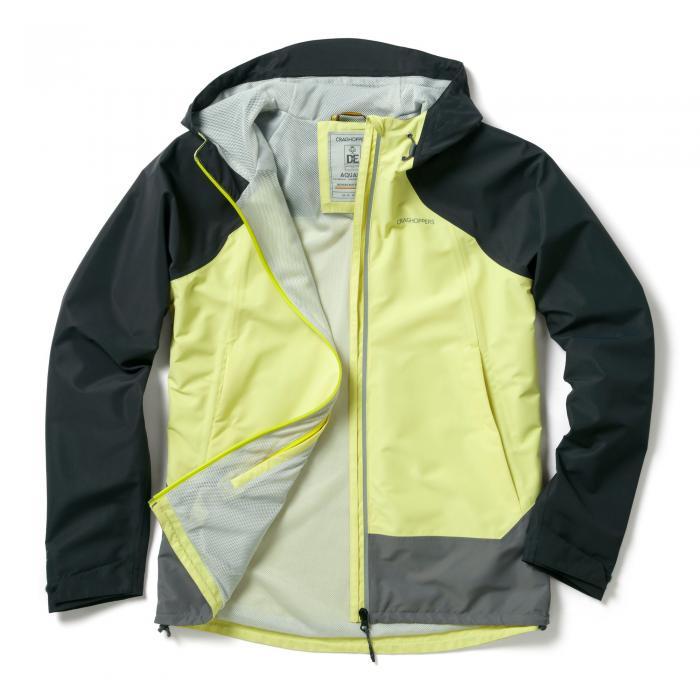 Apex Jacket Charcoal