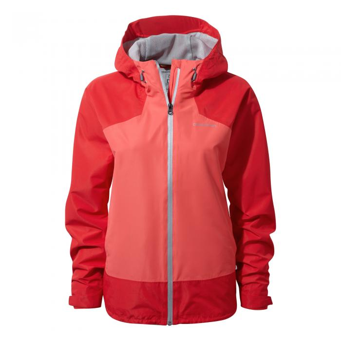 Apex Jacket Fiesta Red