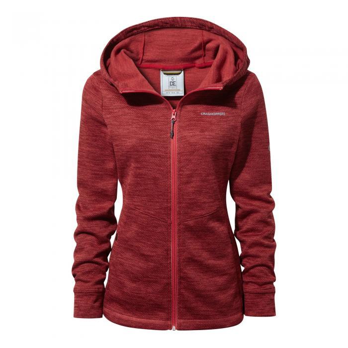 Vector Jacket Fiesta Red