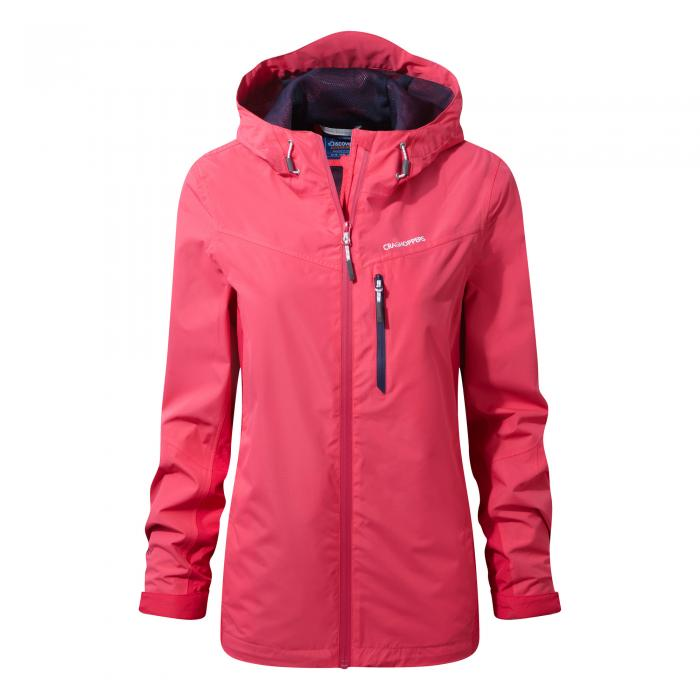 Womens Jacket Electric Pink