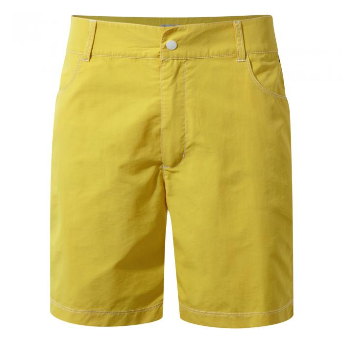 Leon Swim Short Palm Yellow