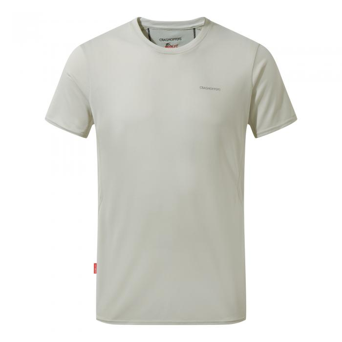 NosiLife Active Short Sleeved T-Shirt Bone
