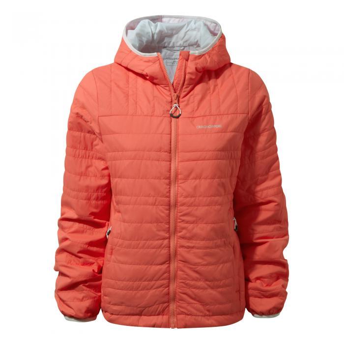 CompressLite Jacket II Bright Papaya