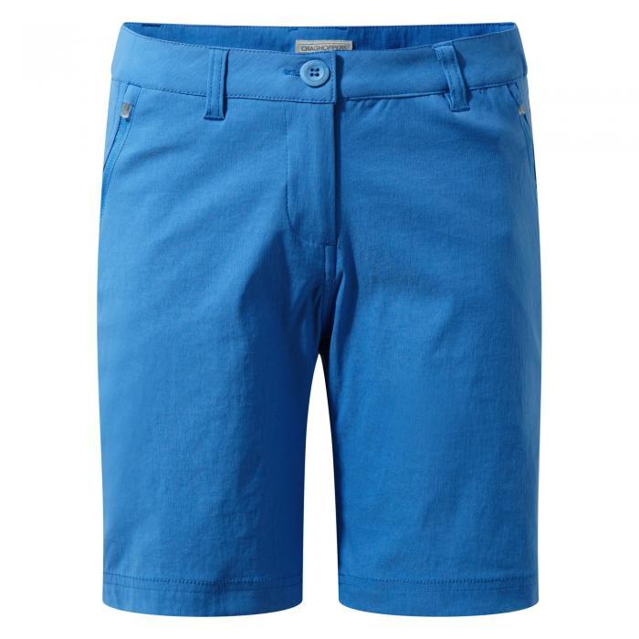 Kiwi Pro Stretch Shorts Bluebell