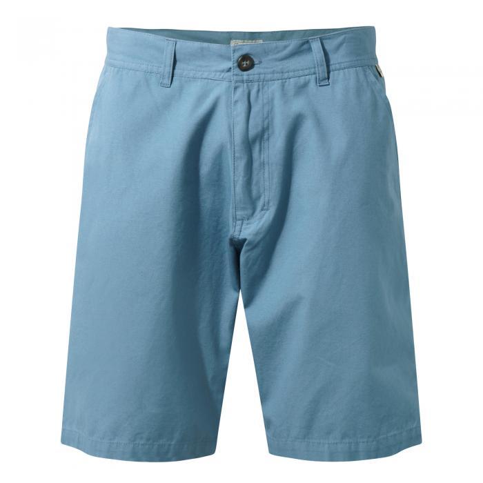 Mathis Short Smoke blue