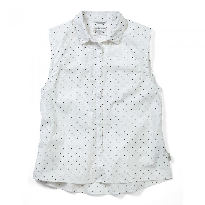 Esta Shirt Optic White Combo