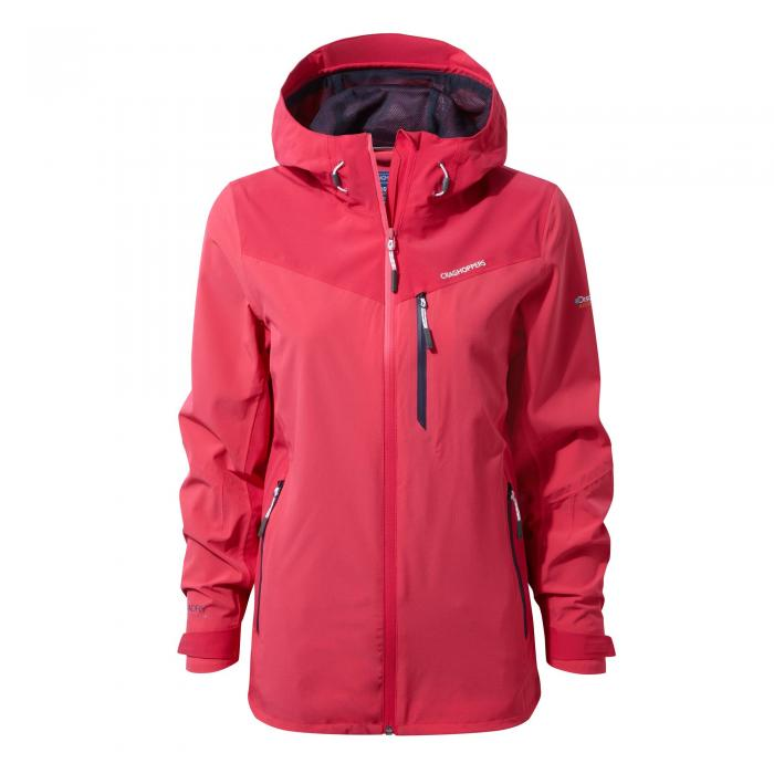 Discovery Adventures Stretch Jacket Electric Pink