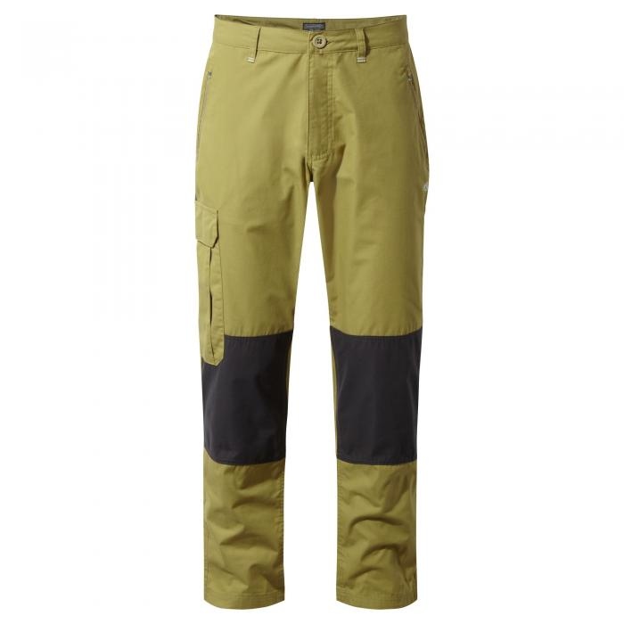 Traverse Trousers Light Olive Black