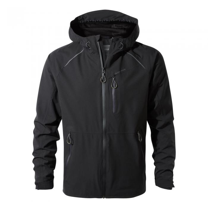 Robens Stretch Jacket Black