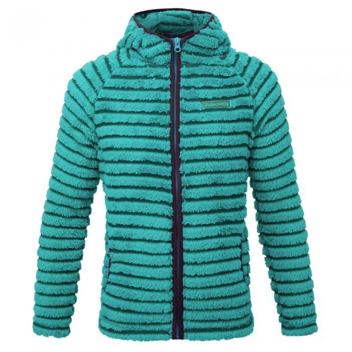 Girls Appleby Jacket Bright Turquoise