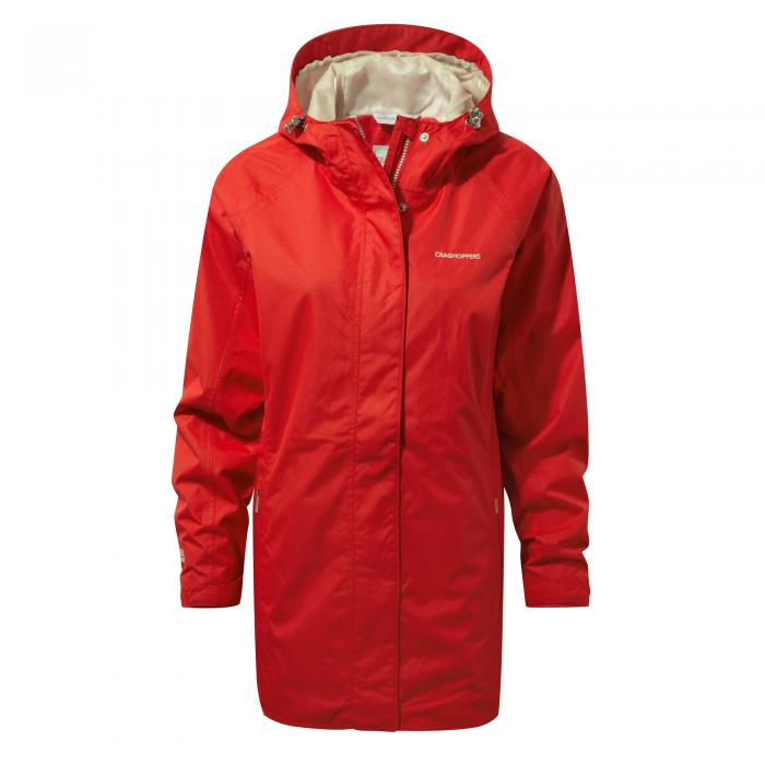 Madigan Classic Jacket Fiesta Red